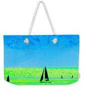 Sound Sailin Weekender Tote Bag