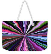 Into The Future Weekender Tote Bag