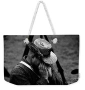 Sounds Of The Old West Weekender Tote Bag