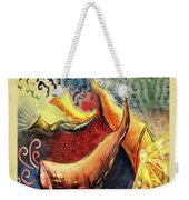Sounds Of The Shofar Weekender Tote Bag