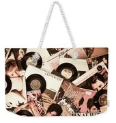 Sounds Of Then - Remembering The 80s I Weekender Tote Bag