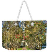 Sounds Of Victory The Bell Tower Furman University Greenville South Carolina Art Weekender Tote Bag