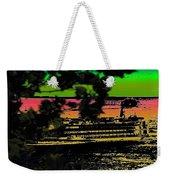 Soundside Treehouse View Weekender Tote Bag