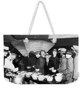 Soup Kitchen, 1931 Weekender Tote Bag