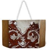 Sources  - Tile Weekender Tote Bag