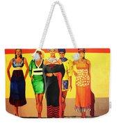 South African Beauties Weekender Tote Bag