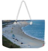 South Beach At Its Best Weekender Tote Bag