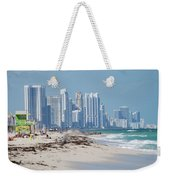 South Beach Baby Weekender Tote Bag