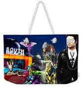 South Beach Weekender Tote Bag by Jean raphael Fischer