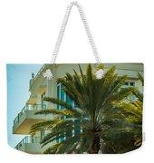 South Beach Vibes Weekender Tote Bag