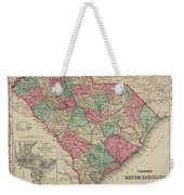 South Carolina Weekender Tote Bag