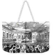 South Carolina: Secession Weekender Tote Bag