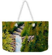 South Carolina Waterfall Weekender Tote Bag