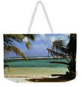 South Caye Belize Weekender Tote Bag
