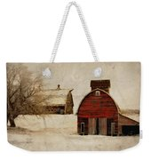 South Dakota Corn Crib Weekender Tote Bag