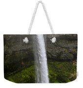 South Falls Of Silver Creek II Weekender Tote Bag