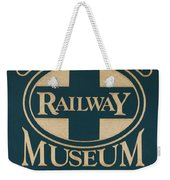South Florida Railway Museum Weekender Tote Bag