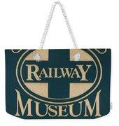South Florida Railway Museum Weekender Tote Bag
