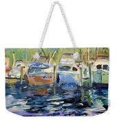 South Harbor Dawn Weekender Tote Bag