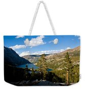 South Lake From Above Weekender Tote Bag