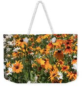 South Lake Tahoe Flowers Weekender Tote Bag