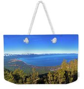 South Lake Tahoe Weekender Tote Bag