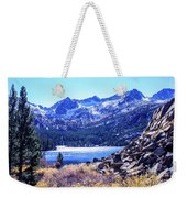 South Lake Weekender Tote Bag