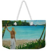 South Pacific Dreamin Weekender Tote Bag