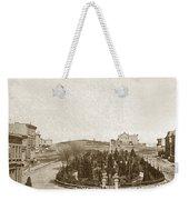 South Park San Francisco Circa 1870 Weekender Tote Bag