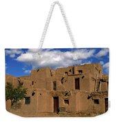 South Pueblo Taos Weekender Tote Bag