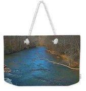 South River Weekender Tote Bag