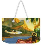 South Sea Isles Weekender Tote Bag