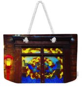 South Street Window Weekender Tote Bag