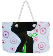 South Sudanese Lady Weekender Tote Bag