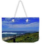 South West Coastline Weekender Tote Bag