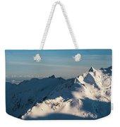Southern Alps Weekender Tote Bag