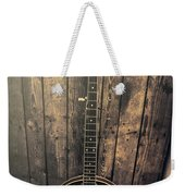 Southern Bluegrass Music Weekender Tote Bag