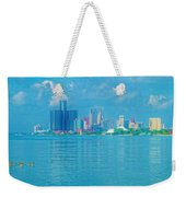 Southern Border Crossers Weekender Tote Bag