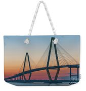 Southern Glow Over The Cooper Weekender Tote Bag