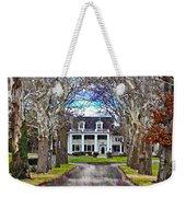 Southern Gothic Weekender Tote Bag