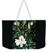 Southern Magnolia Bud And Bloom Weekender Tote Bag