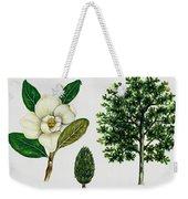 Southern Magnolia Or Bull Bay  Weekender Tote Bag