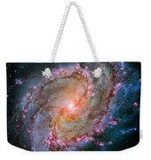 Southern Pinwheel Galaxy - Messier 83 -  Weekender Tote Bag