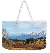Southern Sawatch Vista Weekender Tote Bag