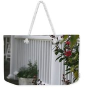 Southern Summer Flowers And Porch Weekender Tote Bag