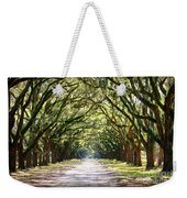 Southern Way Weekender Tote Bag