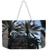 Southernmost Hotel Entrance In Key West Weekender Tote Bag