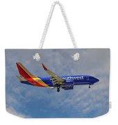 Southwest Airlines Boeing 737-76n Weekender Tote Bag
