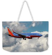 Southwest Airlines Boeing 737-700 Weekender Tote Bag