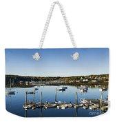 Southwest Harbor Maine Weekender Tote Bag